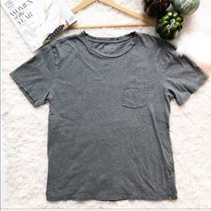 Everlane grey tee shirt size S